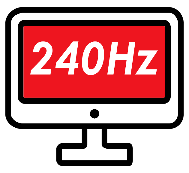 240Hz Monitors