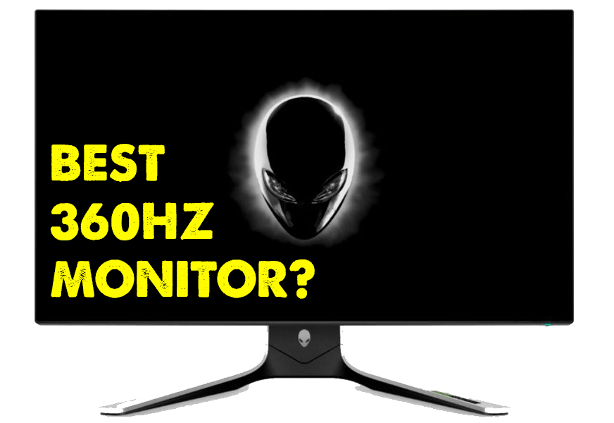 Best 360Hz Monitor